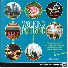 Wilderness Press Walking Portland