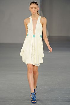 Spring 2012 Ready-to-Wear - David Koma