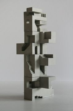 Architectural modular sculpture