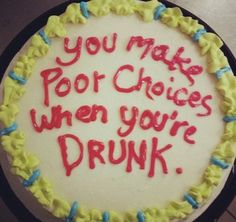 20 Cakes That Were Used to Deliver A Message But Failed
