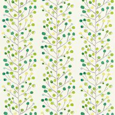 Products | Scion - Fashion-led, Stylish and Modern Fabrics and Wallpapers | Berry Tree (NMEL120051) | Melinki One Fabrics