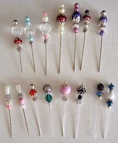 Stick-pins