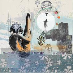 """magic flight"" by vero-klo on Polyvore"