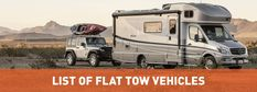 Which Vehicles Can Be Flat Towed? Chevrolet Colorado, Chevrolet Tahoe, Chevrolet Silverado, Best Pickup Truck, Towing Vehicle, Buick Envision, Best 4x4, Cadillac Srx, Automatic Cars