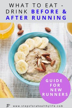 Even if you only jog the occasional few miles, you've likely heard about marathoners carb-loading the night before a long run or race.But pasta isn't the only food that can help you run well.What you eat before your run as well as during, and after is crucial to helping you feel good, pick up your pace, and recover quickly.Find out this great meal plan👍Healthy smoothies,food for run,food for runners,before running,daily running,healthy food,healthy meal plan,runners,for women.