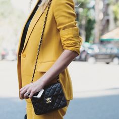 CATCH-a-TREND. A Curation Of Street Style Excellence. #streetstyle #chanel #catchatrend