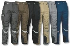 #Pantalone da #lavoro #Cofra Winter #FROZEN. #antinfortunistica