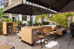 #courtyard #design by #2vlo for #lemontreecafe.gr