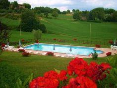 la piscina agriturismo gubbio - Agriturismo Aurora - #perugia - http://www.agriturismo.st/it/italia/umbria/perugia/Agriturismo-Aurora-22467