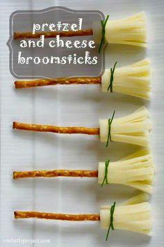 Diese lustige Snack-Idee hat uns ganz verhext!                                                                                                                                                     Mehr