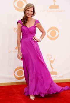 Allison Janney - 2013 Emmys Red Carpet