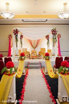 Princeton, NJ Indian Fusion Wedding by Ashley Bartoletti Photography