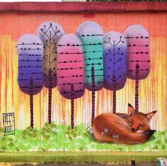Entrevista FTC: as cores e ursos da artista brasileira Karina Toledo.