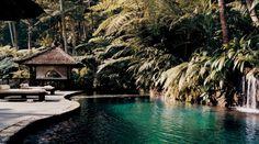 Mesmerizing Balinese Resort: A Never Ending Temptation : Natural Surrounding Near Pool