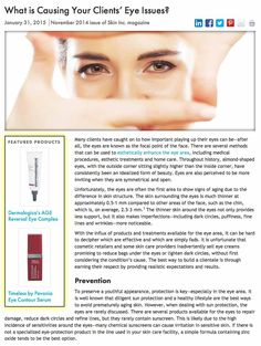 The Top 3 Mistakes Estheticians Make Over and Over ... and How to Fix Them!