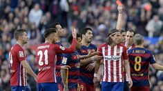 "Filipe Luis (Atlético) : ""Messi est protégé par la presse et la Liga"" - Liga 2015-2016 - Football - Eurosport"