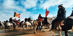 I Sioux si mobilitano nel Nord Dakota contro un oleodotto