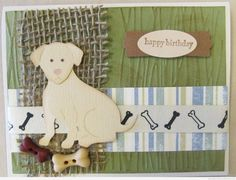 This week's {PIN}spirational Photo is this cute little girl with an adorable furry friend. I made my card during a weekend crop. My friend Shirley, was working on nautical scrapbooking layouts, and went to Walmart for rope and burlap ribbon. When she returned, she had bought a huge roll of burlap that will last her…