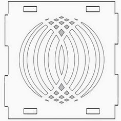 Cnc, Jaali Design, Scroll Saw Patterns Free, Metal Embossing, Wood Carving Patterns, Black And White Design, Celtic Designs, Stencil Designs, Pyrography