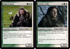 """House Stark Starter Deck 