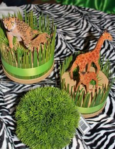Safari/jungle Birthday Party Ideas | Photo 5 of 9 | Catch My Party