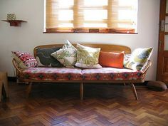 An Ercol daybed will one day be mine... says Zoe Closs.