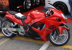 Got Damn! by on - Hayabusa Suzuki - Motorrad Custom Street Bikes, Custom Sport Bikes, Futuristic Motorcycle, Suzuki Motorcycle, Harley Davidson, Best Motorbike, Kawasaki Bikes, Cool Motorcycles, Hot Bikes