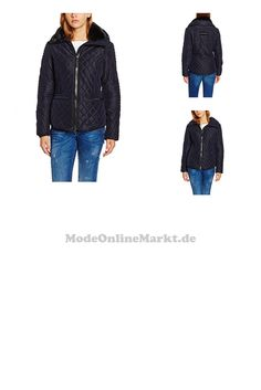 4056195007832 | #Lights of #London #Damen #Jacke #Charlotte #Road, #Blau #(Mood #Indigo #Blue #064), #32 #(Herstellergröße: #XS)