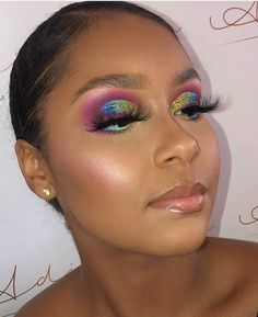 """Find and save images from the """"❥вєαutч íѕ hєr nαmє"""" collection by ❥AMBITIOUS-ALLURE (ambitious_allure) on We Heart It, your everyday app to get lost in what you love. Glam Makeup Look, Makeup Eye Looks, Gorgeous Makeup, Pretty Makeup, Love Makeup, Makeup Stuff, Makeup 101, Beauty Makeup, Makeup Inspo"""
