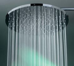 Rainshower Head by Grohe: Loving this at the fabulous Sundance Service Apartments in Bangalore! #Shower_Head #Rainshower_Head #Sundance_Service_Apartments #Bangalore