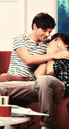 adorable Liam and Louis