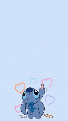 Stitch Wallpaper Background Wallpapers Backgrounds Iphone