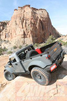 MOPAR Nukizer 715 Kaiser Concept - JeepsUnlimited.com Forums