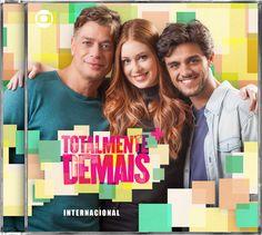 """Som Livre lança trilha sonora internacional de """"Totalmente Demais"""" #SomLivre #trilhasonora #trilhasonorainternacional #internacional #TotalmenteDemais #Televizinha"""