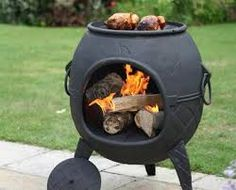 Image Result For Chiminea Nz