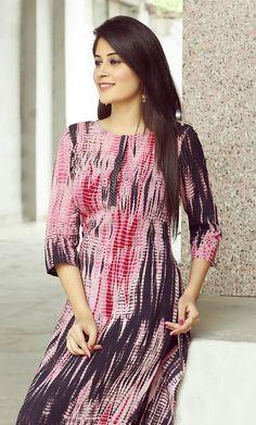 #cotton #tie #dye #shibori #kurta #style #Fabindia