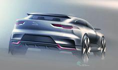 «E' la concept car più vicina al modello di serie che abbiamo mai realizzato in Jaguar», premette il direttore del design Ian Callum raccontando come è nata I-Pace, la vettura che anticipa la prima auto elettrica della storia Jaguar, in arrivo sul mercato nel 2018. «L'esterno è al 97 per cento la vettura finale, cambieranno