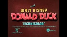 Donald Duck Episodes Donald's Camera Disney Cartoons, Cartoon Kids, Donald Duck, Walt Disney, Channel, Disney Animation