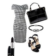 Без названия #9 by lu-kovnikova on Polyvore featuring polyvore, мода, style, Dolce&Gabbana, Jewel Exclusive and MAC Cosmetics