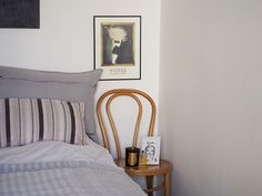 Inspiroiduimme: Eeva Kolu - SugarHelsinki Bedroom Workspace, Wishbone Chair, Universe, Sugar, Helsinki, Finland, Homes, Interiors, Furniture