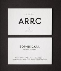 Studio Arrc - Branding by moodley brand identity , via Behance Collateral Design, Graphic Design Branding, Corporate Design, Identity Design, Brand Identity, Logo Design, Brand Design, Packaging Design, Stationary Branding