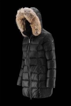 Куртка с натуральным мехом для девочки nelson