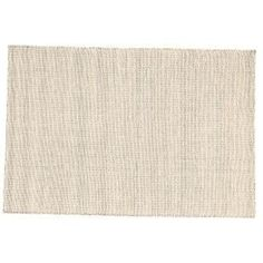 Crossweave Rug in Ivory from Domayne Online