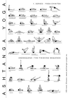 download the ashtanga intermediate series chart  free