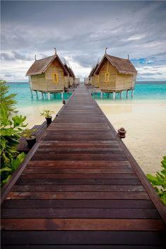 #Travel - Constance Moofushi Resort, Maldives