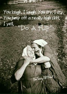 Take a look at the best funny birthday quotes in the photos below and get ideas for your own birthday wishes! Bff Quotes, Friendship Quotes, Sister Quotes Funny, Friendship Text, Hilarious Quotes, Friend Friendship, Funny Humor, Happy Quotes, Rambo