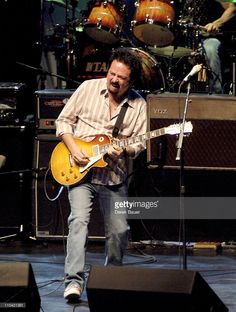 Steve Lukather during Les Paul and Friends in Concert at the Gibson Amphitheatre at Universal City Walk - February 7, 2006 at Gibson Amphitheatre at Universal City Walk in Universal City, California, United States.