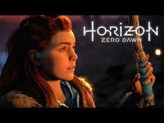 Mi Mundo Es Diferente Al Tuyo: Horizon Zero Dawn - Contruyendo el Mundo del Juego...