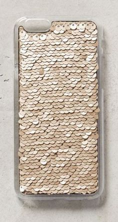 Glimmerscale iPhone 6 Case need something like this for android. Might have to diy one!