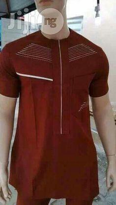 E-Klothing  0545018411 Latest African Wear For Men, Latest African Men Fashion, African Shirts For Men, Nigerian Men Fashion, African Dresses Men, African Attire For Men, African Clothing For Men, African Wear Designs, Designer Clothes For Men